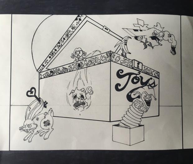 Toyboxplosion